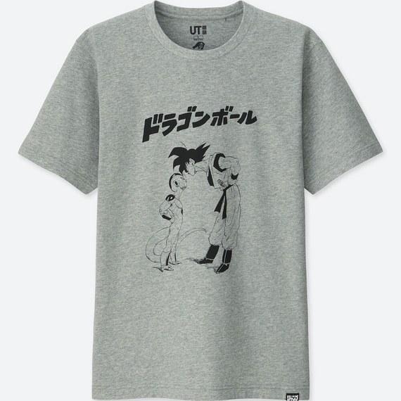 ユニクロ_ドラゴンボール_Tシャツ2