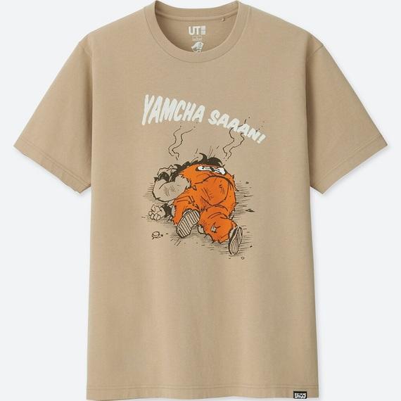 ユニクロ_ドラゴンボール_Tシャツ5