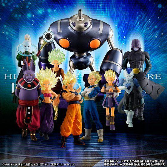 HGシリーズ_ドラゴンボール超_第6宇宙のライバル達_予約開始_1