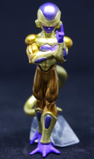 HGシリーズ 映画ドラゴンボール超 01 ゴールデンフリーザ 1