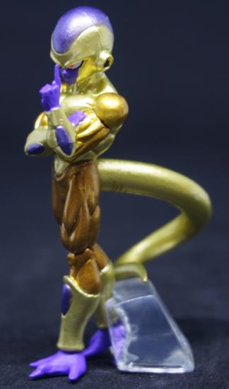 HGシリーズ 映画ドラゴンボール超 01 ゴールデンフリーザ 4