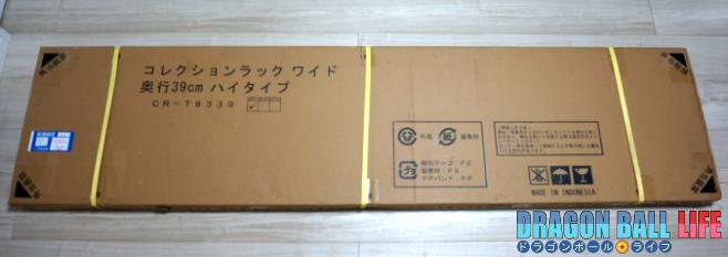 おすすめ フィギュア ケース JAJAN コレクションラック ワイド ハイタイプ 到着 1
