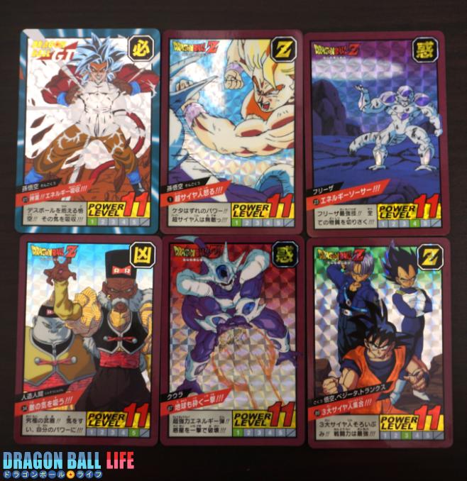 ドラゴンボール カードダス 30周年記念 ベストセレクションセット スーパーバトル 第2選 カード32種