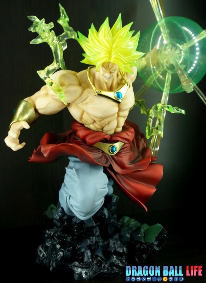 Figuarts ZERO(フィギュアーツZERO) ブロリー 超サイヤ人 烈戦 ドラゴンボール フィギュア レビュー タイトル