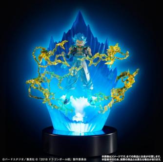 HG 映画ドラゴンボール超 悟空!ベジータ!フュージョンセット ゴジータブルー