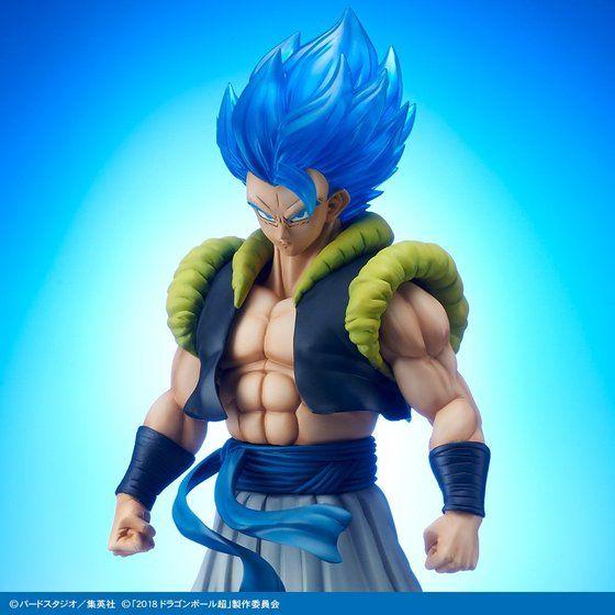 ゴジータ ブルー 超サイヤ人ゴッド超サイヤ人(SSGSS) ギガンティックシリーズ 3月12日 予約開始 2