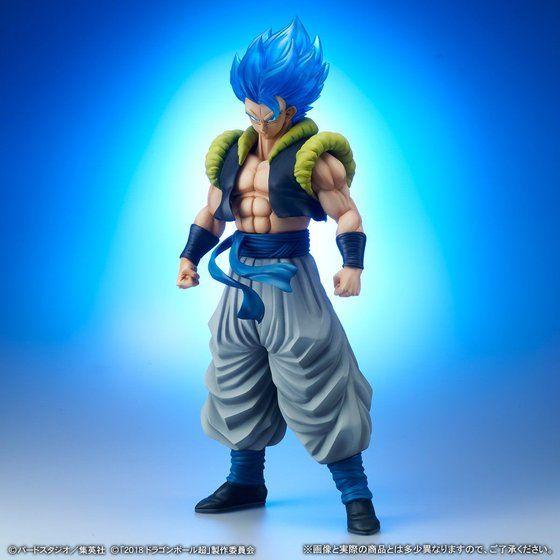 ゴジータ ブルー 超サイヤ人ゴッド超サイヤ人(SSGSS) ギガンティックシリーズ 3月12日 予約開始 3