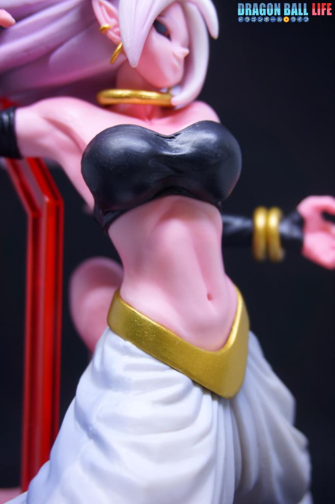 ドラゴンボール フィギュア 一番くじ スペシャル コラボ賞 人造人間21号(変身) レビュー 体 1