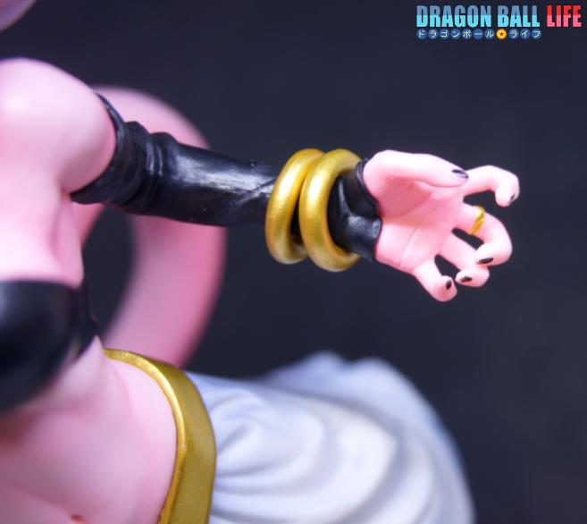 ドラゴンボール フィギュア 一番くじ スペシャル コラボ賞 人造人間21号(変身) レビュー ブレスレット 2
