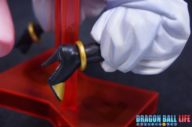 ドラゴンボール フィギュア 一番くじ スペシャル コラボ賞 人造人間21号(変身) レビュー ブレスレット 3