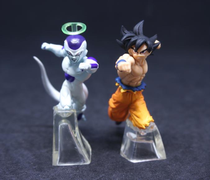 ドラゴンボール超 VS ドラゴンボール 10 悟空 フリーザ 共闘