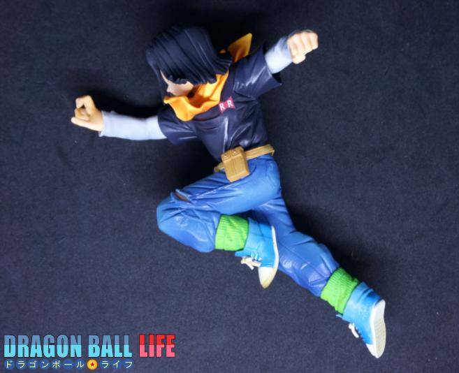ドラゴンボール フィギュア 一番くじ B賞 人造人間17号 レビュー パーツ 1