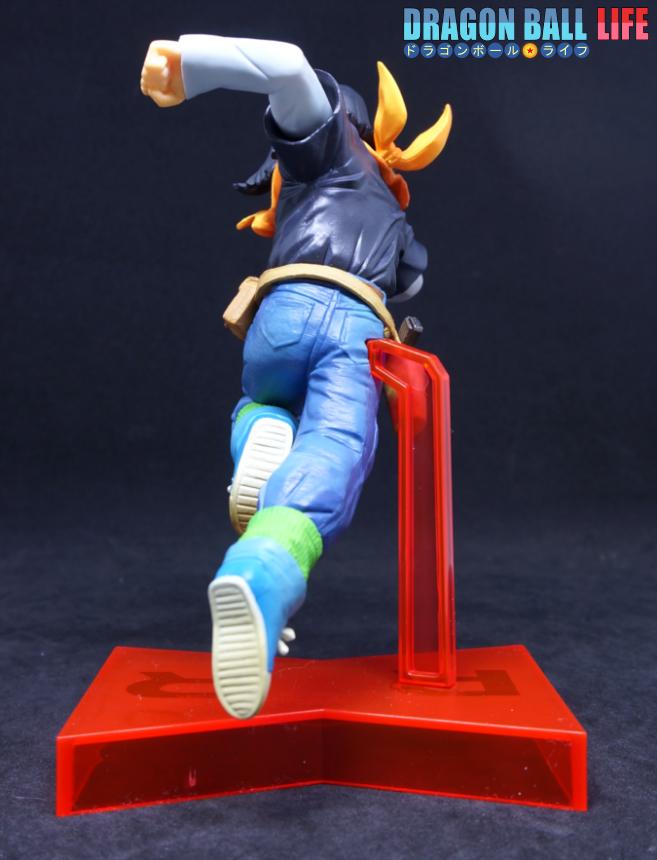 ドラゴンボール フィギュア 一番くじ B賞 人造人間17号 レビュー 全体 4