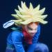 【ドラゴンボール 一番くじ】超戦士バトル列伝 D賞 超サイヤ人 トランクス フィギュア レビュー